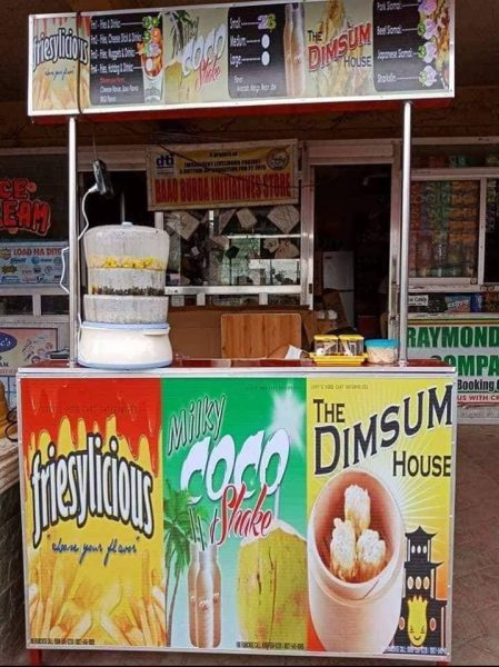 Affordable Food Cart Franchises in the Philippines (Below