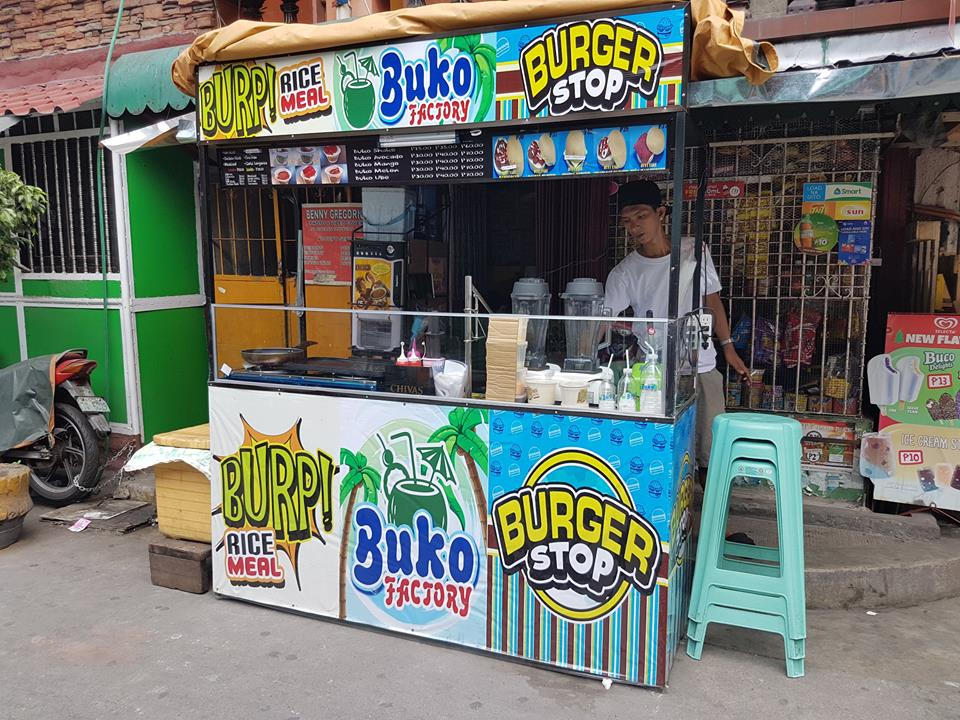 Affordable Food Cart Franchise Philippines