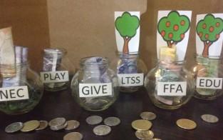 Jars System of Money Management