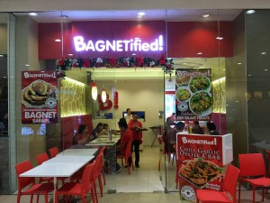 Bagnetified Restaurant Franchise