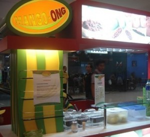 Mango-ong Food Cart