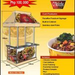 How to Franchise: O'Noodle Food Cart