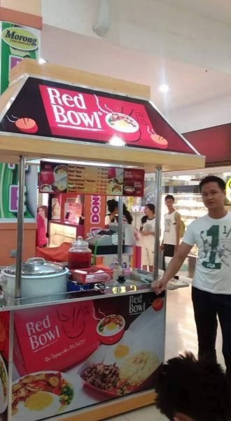 Red Bowl Food Cart Franchise