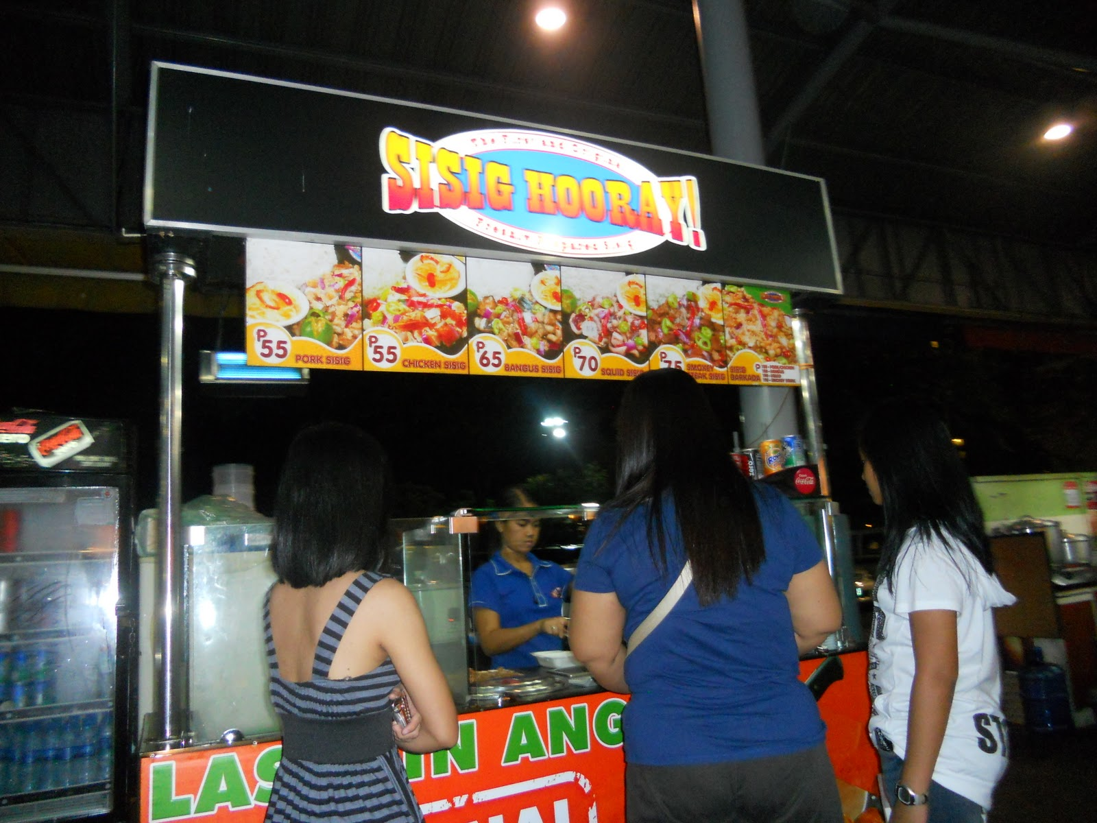 sisig hooray food cart and restaurant franchise. Black Bedroom Furniture Sets. Home Design Ideas
