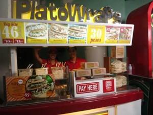 Plato Wraps Food Cart Franchise