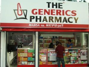 The Generics Pharmacy Franchise