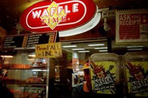 Waffle Time Food Cart Franchise