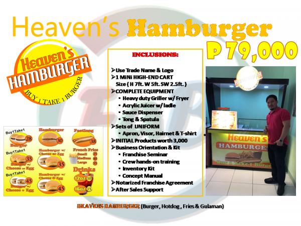 Heaven's Hamburger