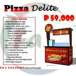 Pizza Delite: Pizza Food Cart