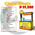 Chow Meals: Silog Rice Meals Food Cart