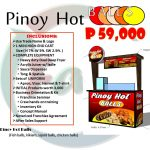 PInoy Hot Balls: Fishball and Kikiam Food Cart