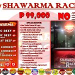 Shawarma Racks: Shawarma Food Cart from Fab Sufffrage