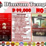Dimsum Temple: Siomai and Siopao Food Cart