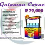 Gulaman Corner: Gulaman and Juice Food Cart