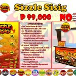 Sizzle Sisig: Sisig Food Cart