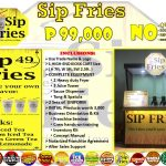 Sip Fries: French Fries Food Cart