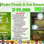 Buko Fresh: Fresh Buko Shake and Ice Scramble Franchise