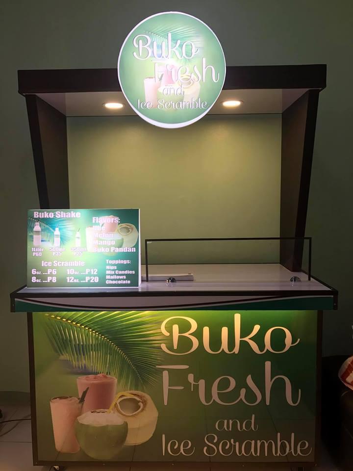 Buko Fresh 1