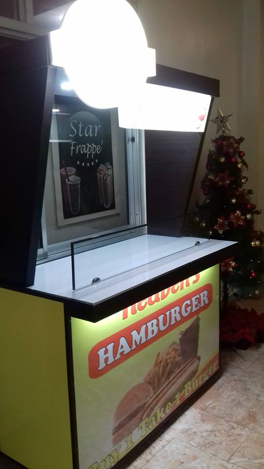 Heaven's Hamburger 1
