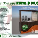 Star Frappe: Milk Shakes and Frappe Food Cart