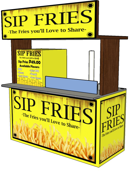 Sipped Fries