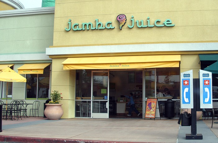 Jamba Juice Franchise in the Philippines