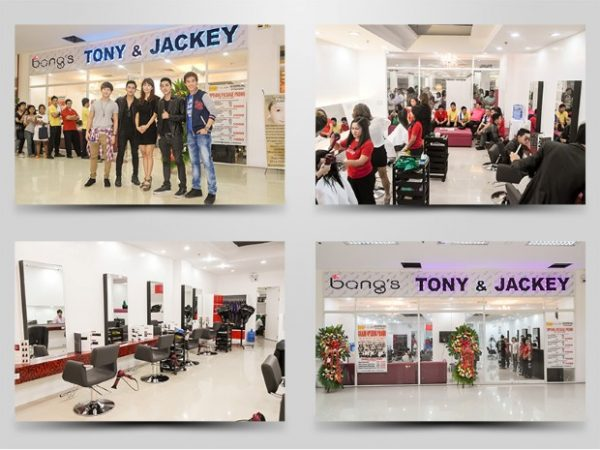 Tony and Jackey Salon