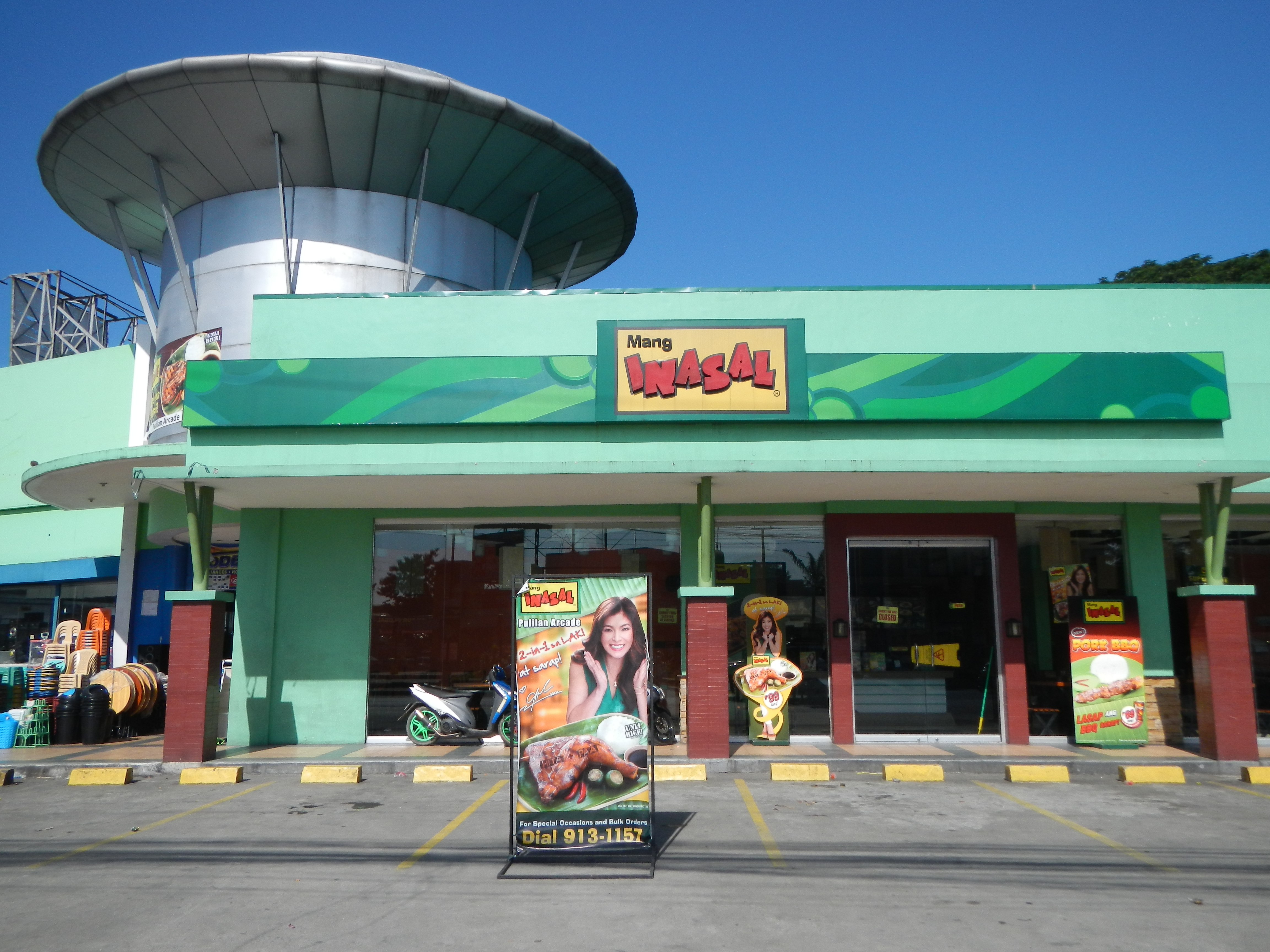 mang inasal franchise details and contact info