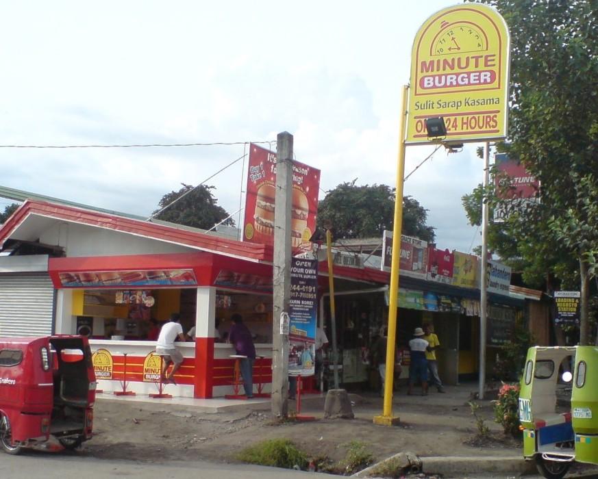 minute burger phillipines