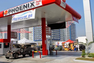 Phoenix Gasoline Station Franchise Philippines