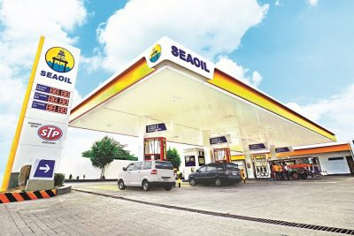 Seaoil Gasoline Station Franchise Philippines
