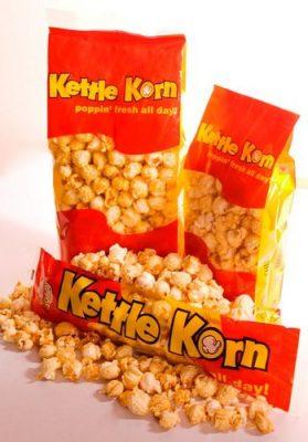 History Of Kettle Korn