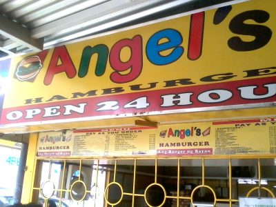 Angel's Hamburger Franchise