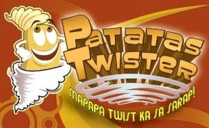 Patatas Twister