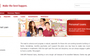 BPI How to Borrow Money at the Bank in the Philippines