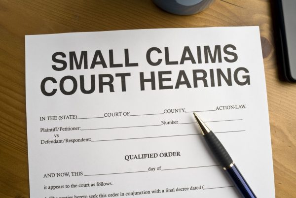 How to File Small Claims in the Philippines
