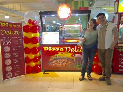 PIzza Delite Food Cart