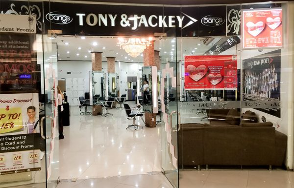 Tony and Jackey Franchise in the Philippines