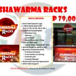 Shawarma Racks: Shawarma Food Cart from Fab Sufffrage