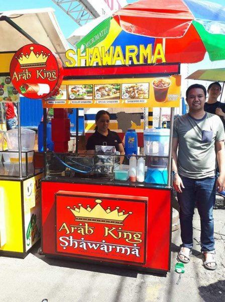 arab king shawarma franchise