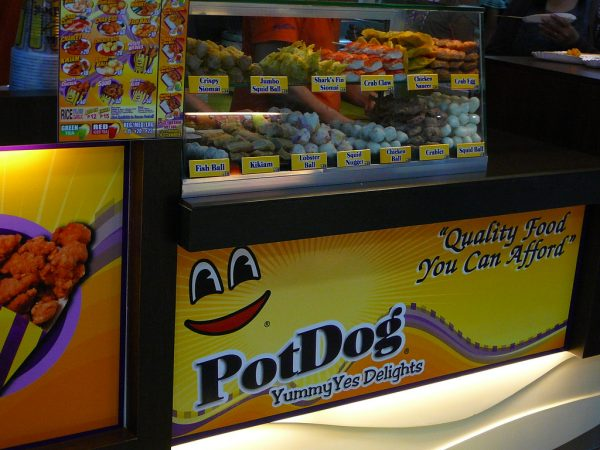 potdog franchise