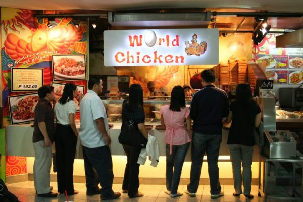 world chicken franchise