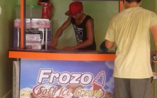 Frozo Soft Ice Cream franchise