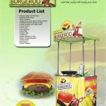 How to Start a Burgeroo Food Cart Franchise
