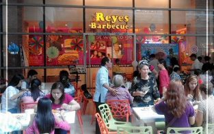 reyes barbecue franchise