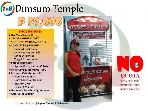 dimsum temple 39k